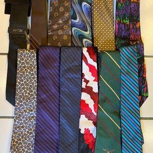 Other - Tie Lot 12 Ties